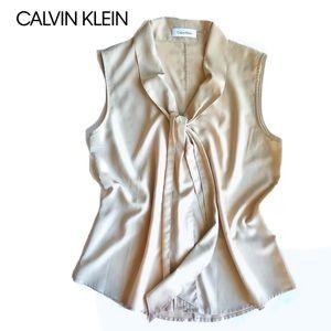 Gorgeous Calvin career blouse, Small